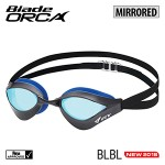 V-230AMR Blade Orca Mirrored Racing Goggles